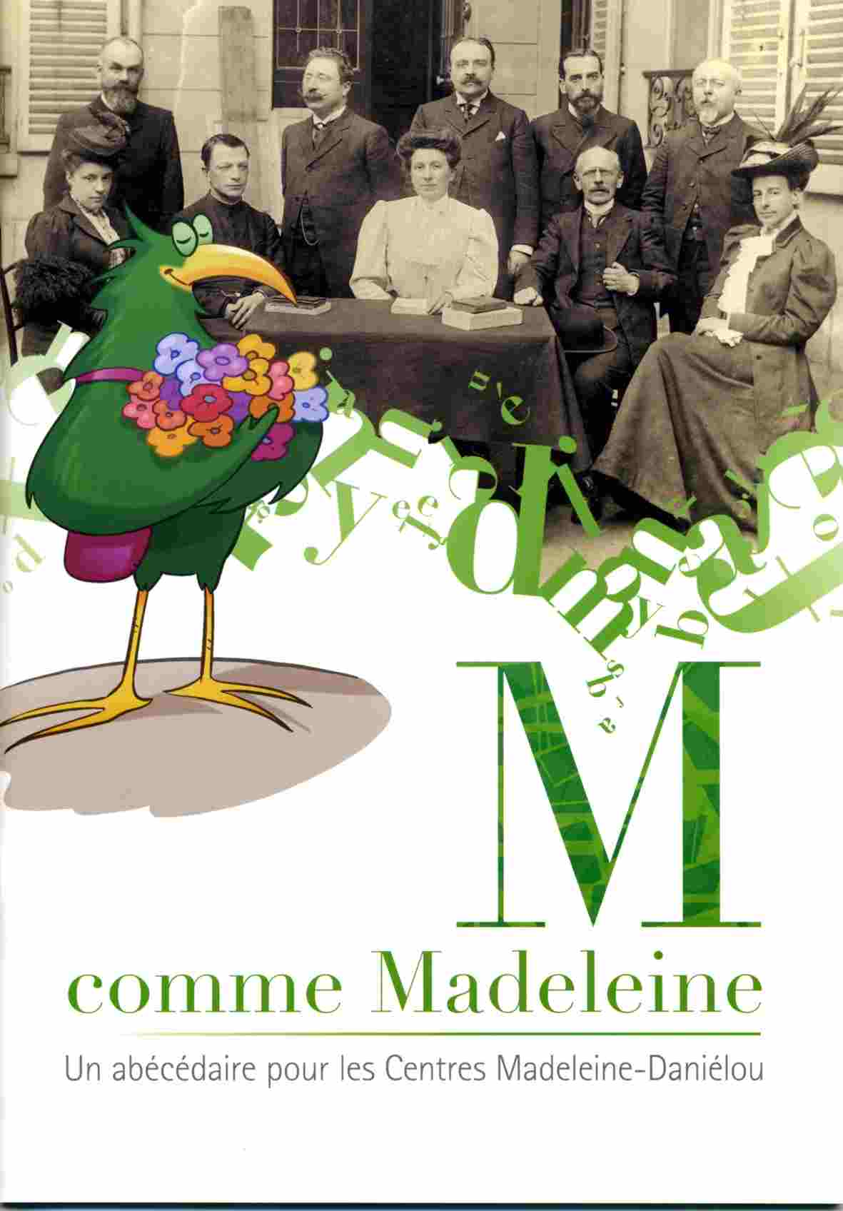 M comme Madeleine